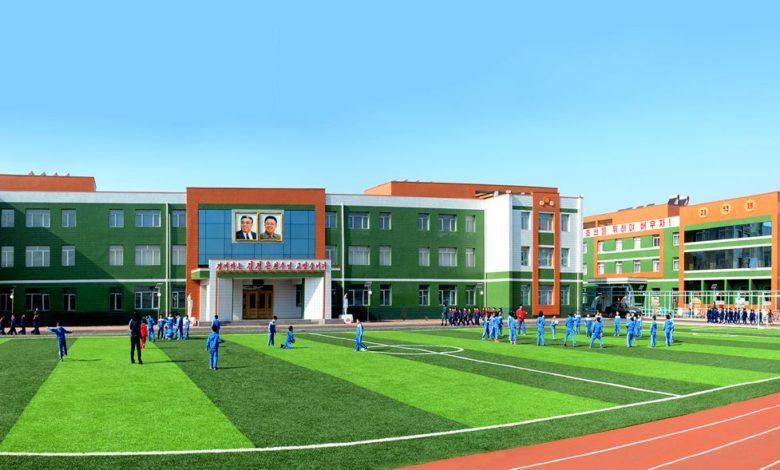 Pyongyanger Waisengrundschule mit hervorragenden Bildungsbedingungen und -milieu