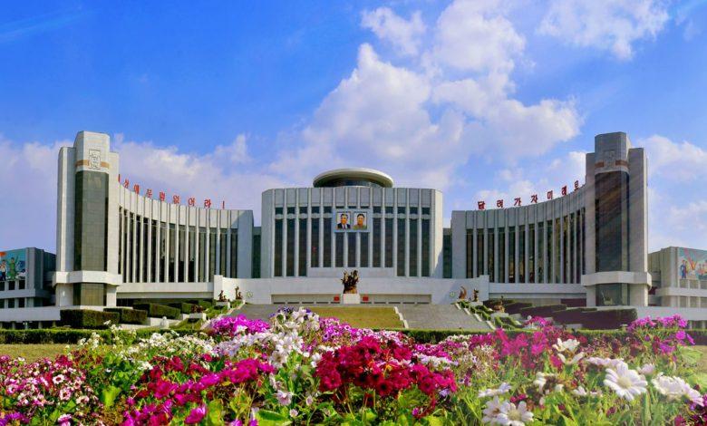 Schülerpalast Mangyongdae, komplexe Basis für die außerschulische Bildung und Erziehung der Schüler